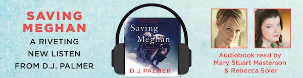 Saving Meghan audiobook ad
