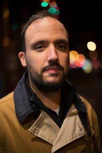 Alex Segura, Author of the Pete Fernandez series; photo used with author's permission