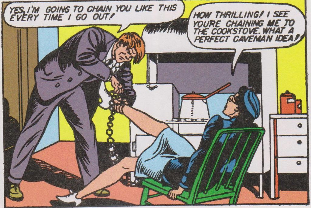 Sensation Comics 9
