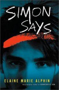 Simon Says by Elaine Marie Alphin