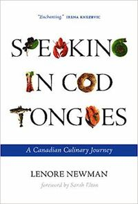 Speaking in Cod Tongues by Lenore Newman cover