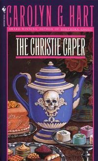 The Christie Caper by Carolyn G Hart