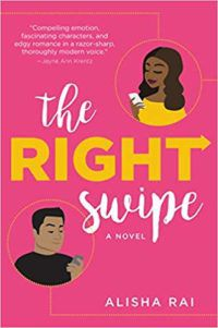 the right swipe cover