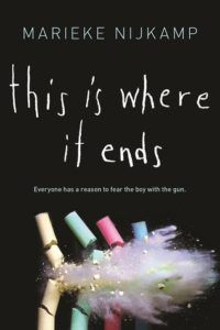 This is Where It Ends by Marieke Nijkamp