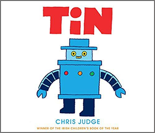 Tin by Chris Judge cover