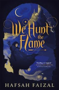 We Hunt the Flame cover image