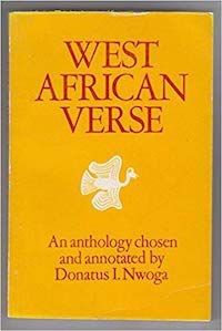 West African Verse cover