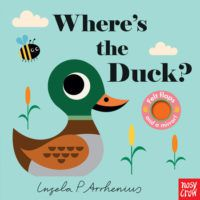 Where's the Duck? cover
