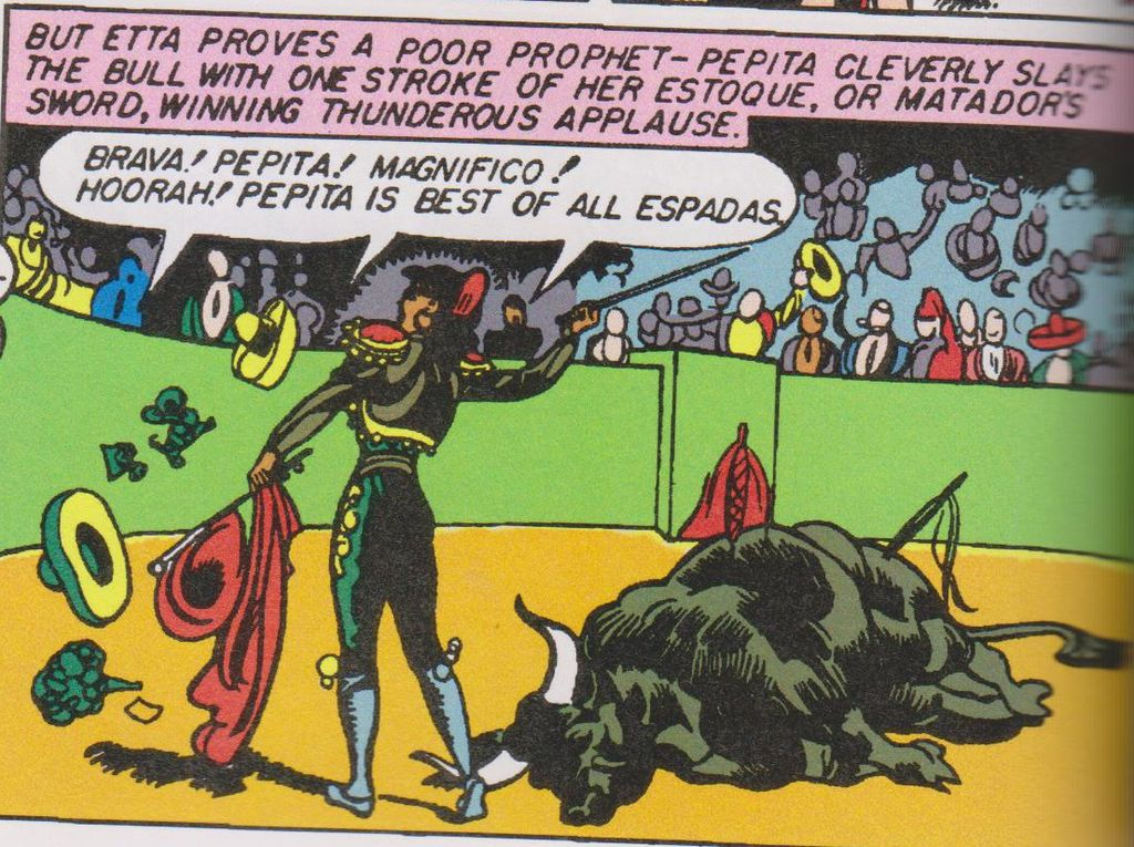 Wonder Woman 1 Pepita