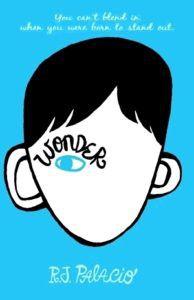 Wonder by RJ Palacio cover
