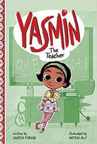 Yasmin the Teacher by Saadia Faruqi cover