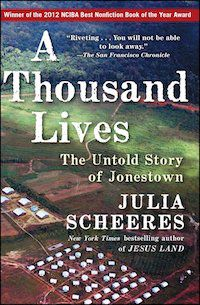 A Thousand Lives by Julia Scheeres Book Cover