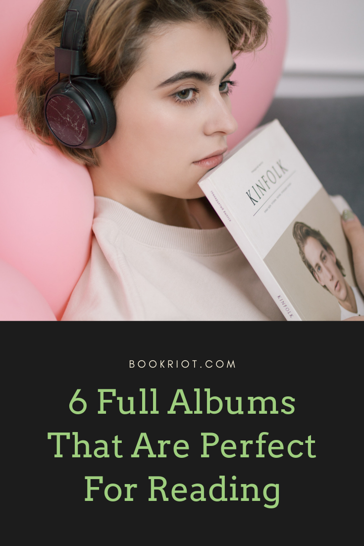 Looking for the perfect album that requires no skipping while you read? These 6 are great picks. reading music | music to read to | great music