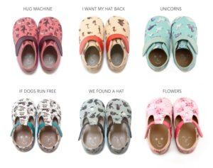 Artwalks Kids Shoes