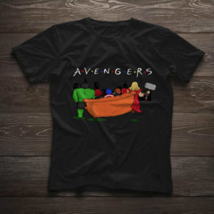 avengers-friends-shirt-shirtlolart