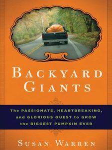 Backyard Giants book cover