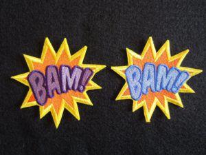 BAM! Comics Patch