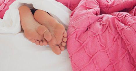 bedroom bed sleeping feature
