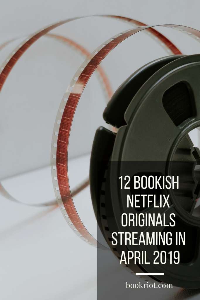 Get your bookish watching on with these current streaming Netflix originals readers will love. books to film | bookish movie | netflix originals worth watching