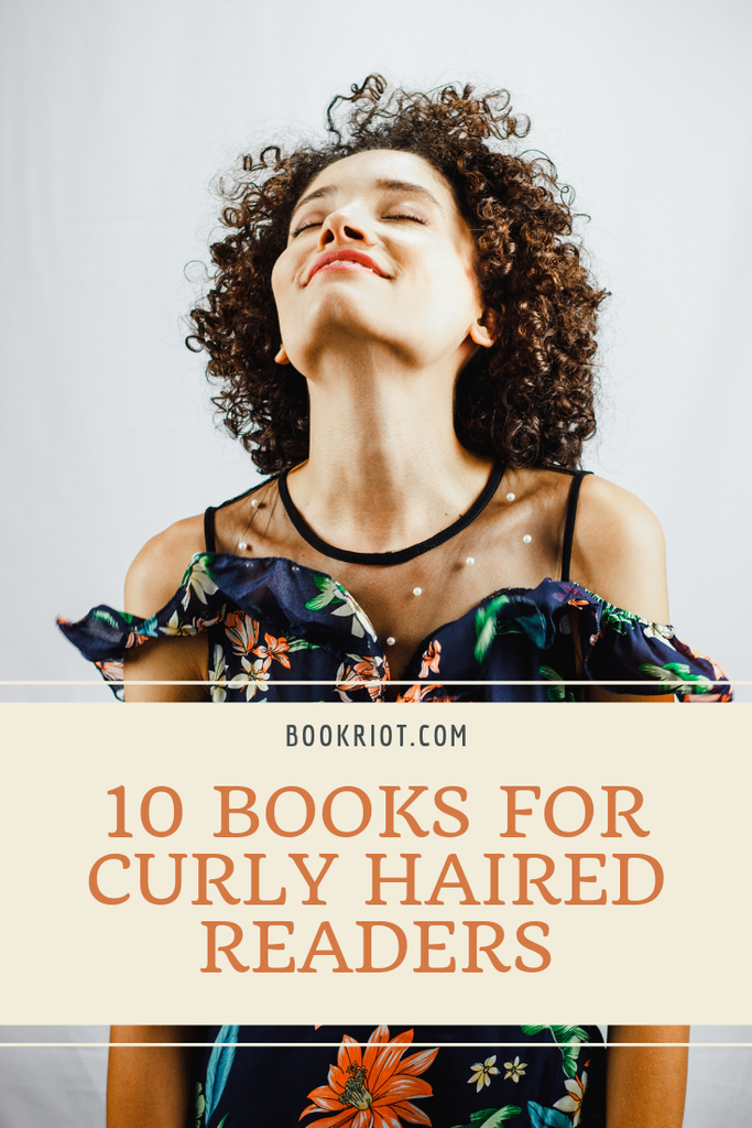 Whatever texture you're sporting, these books for curly haired readers will further allow you to embrace and love your locks. book lists | hair books | books about hair | books about curl hair | how to style curly hair