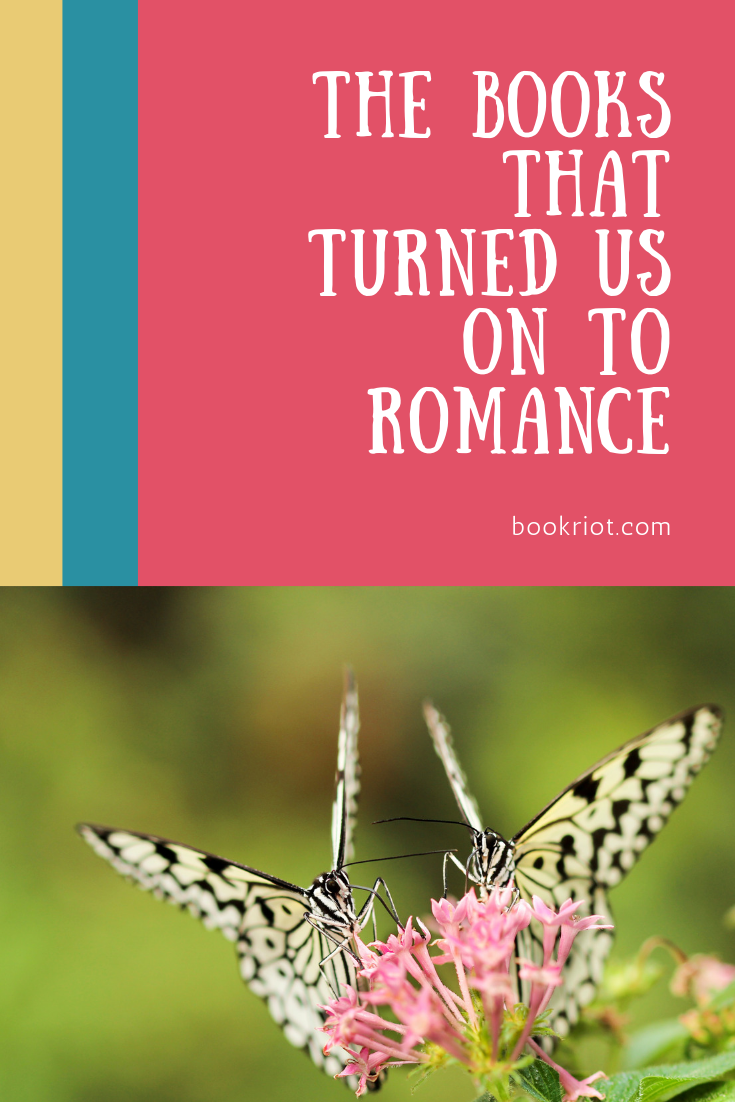 What books made you a romance reader? If you're not already reading romance, maybe these books can be your gateway into the genre. book lists | romance books