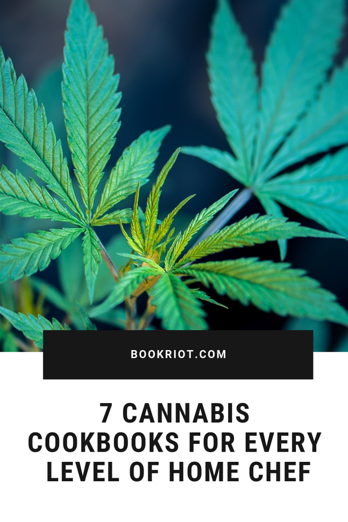 No matter your level of home chef expertise, you'll want to check out these cannabis cookbooks. cookbooks | cannabis cookbooks | cooking with cannabis | book lists