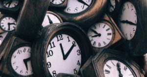 clocks time travel feature