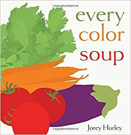 Every color soup book cover