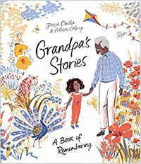 Cover of Grandpa's Stories by Coelho