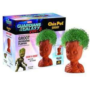 Groot chia pet planter