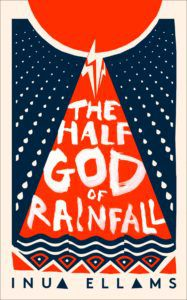 The Half God of Rainfall cover