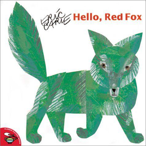 Hello Red Fox book cover
