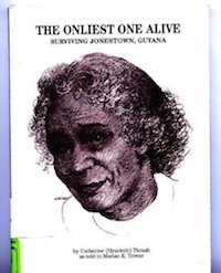 The Onliest One Alive by Catherine Hyacinth Thrash Book Cover