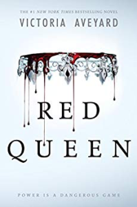 red queen book cover | Top YA Books
