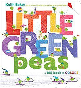 Little Green Peas book cover