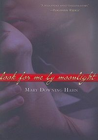 look for me by moonlight by mary downing hahn cover vampire bite