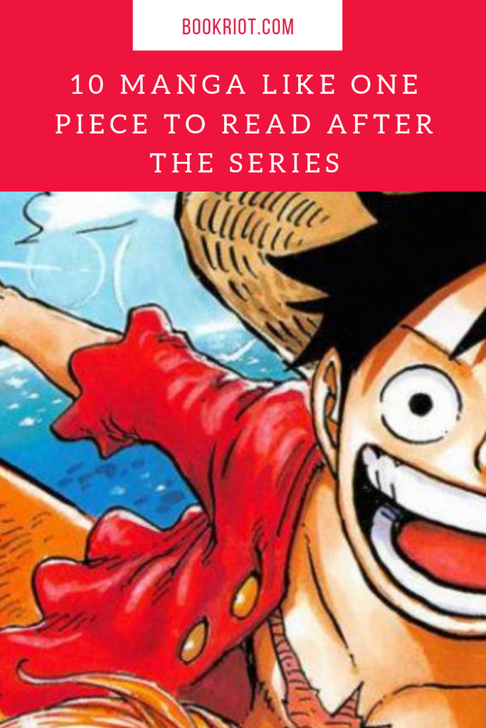 Love ONE PIECE and are caught up on the manga series? Here are some great manga to try. manga | manga book lists | manga like one piece | book lists | comics | comics to read