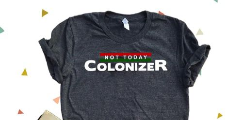 marvel t-shirts feature not today colonizer shirt