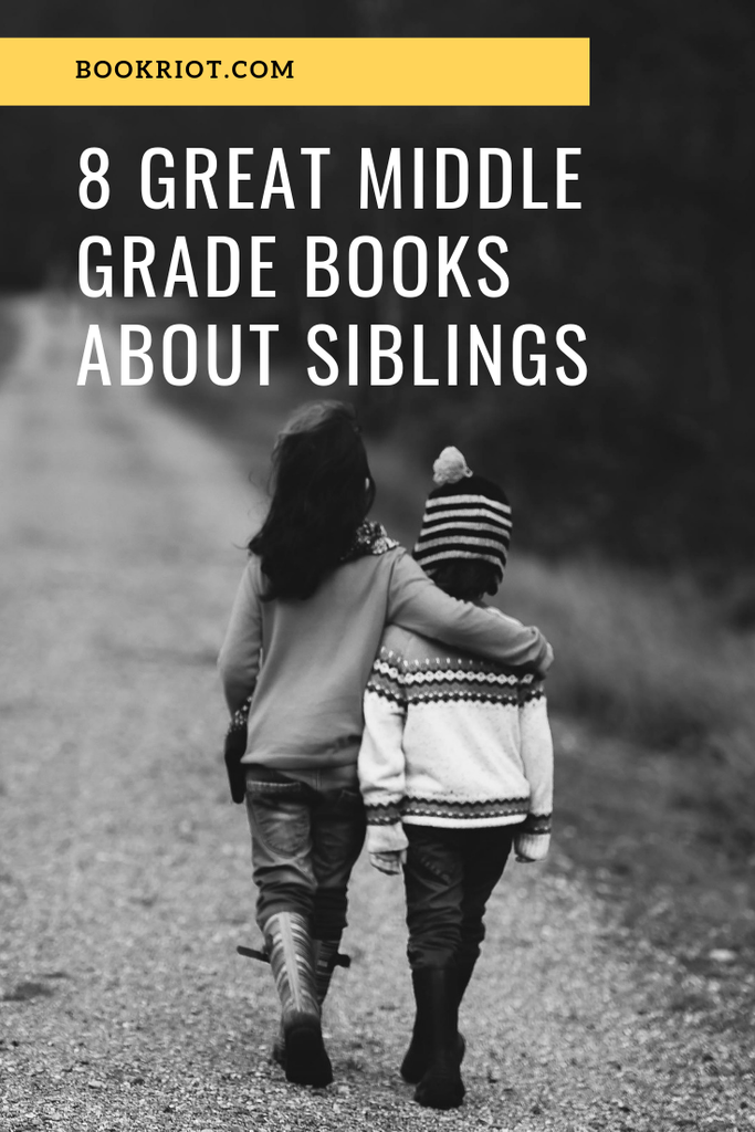 Sibling relationships are special -- dig into these excellent middle grade books about siblings, whether you have your own or not. book lists | middle grade books | books about siblings | sibling books | books for middle grade readers