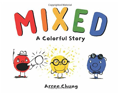 Mixed: A Colorful Story book cover