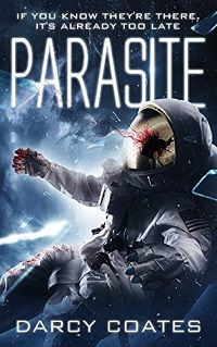 Parasite Darcy Coates Cover Space Horror Books