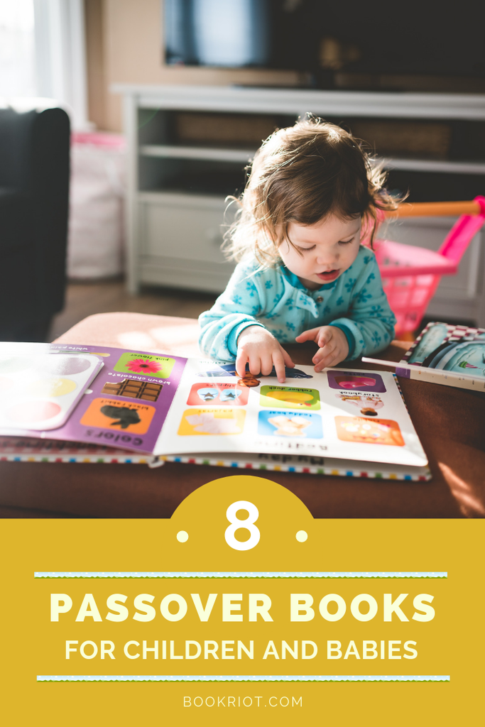 Books for teaching the littlest readers about Passover. book lists | Jewish books | Jewish traditions | books for young readers | books for kids | religious books for kids | passover books | passover books for kids