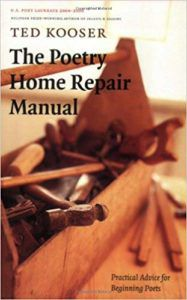 poetry home repair manual