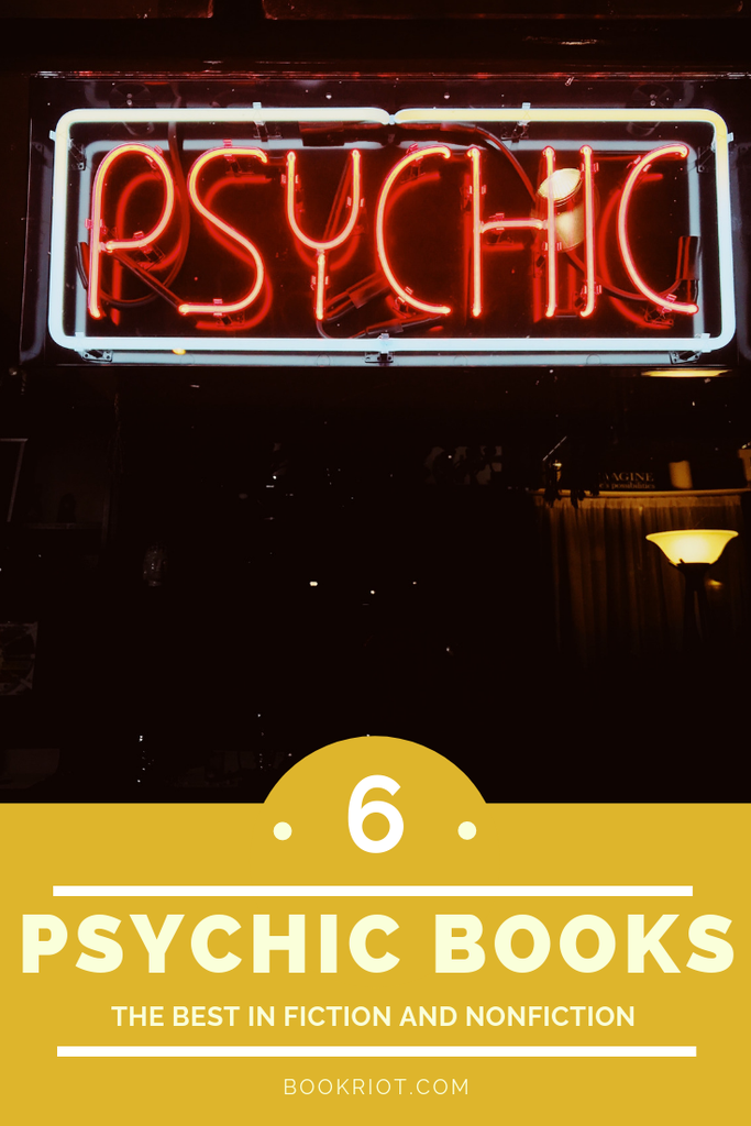 iction and nonfiction featuring psychics. These are the best. book lists | metaphysical books | books about psychics | psychic books