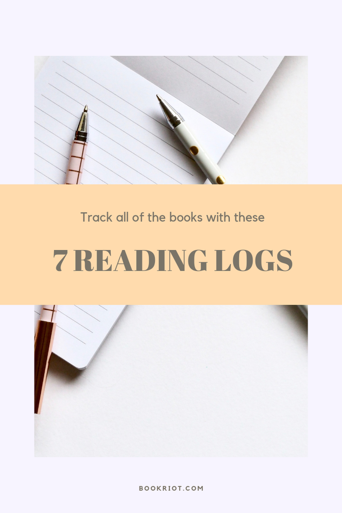 Never forget what you've read -- and what you want to read -- with these great reading logs. book lists | reading logs | journals | book journals