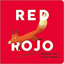 Red is rojo book cover