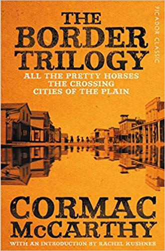 the border trilogy fathers day gift book cormac mccarthy $17.43