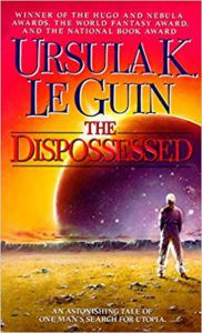 Cover of The Dispossessed by Le Guin