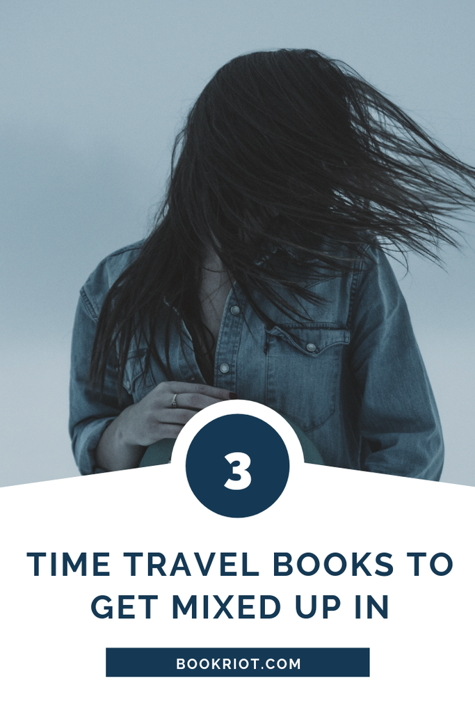 Travel through time with these excellent time travel books. book lists | time travel | time travel books | science fiction books