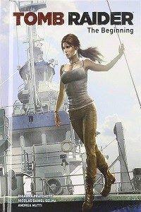 Tomb Raider: The Beginning by Rhianna Pratchett